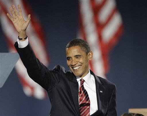 Barack Obama primer presidente negro en la historia de Estados Unidos