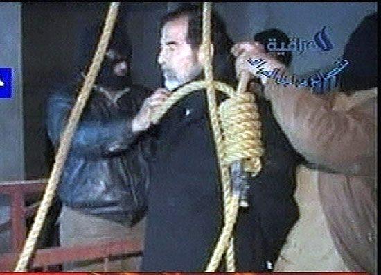 ¿Realmente han ejecutado a Sadam Husein?