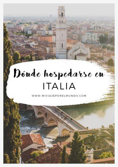 Recomendación de hoteles en Italia