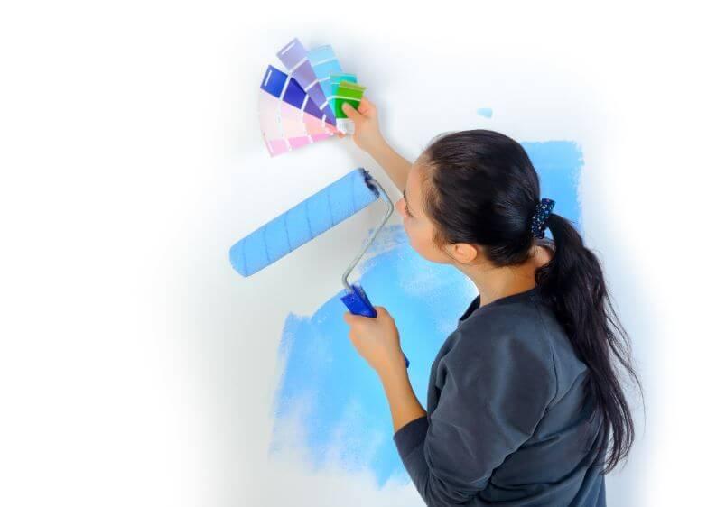Consejos para seguir a la hora de pintar