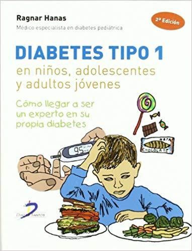 Más libros para niños diabéticos