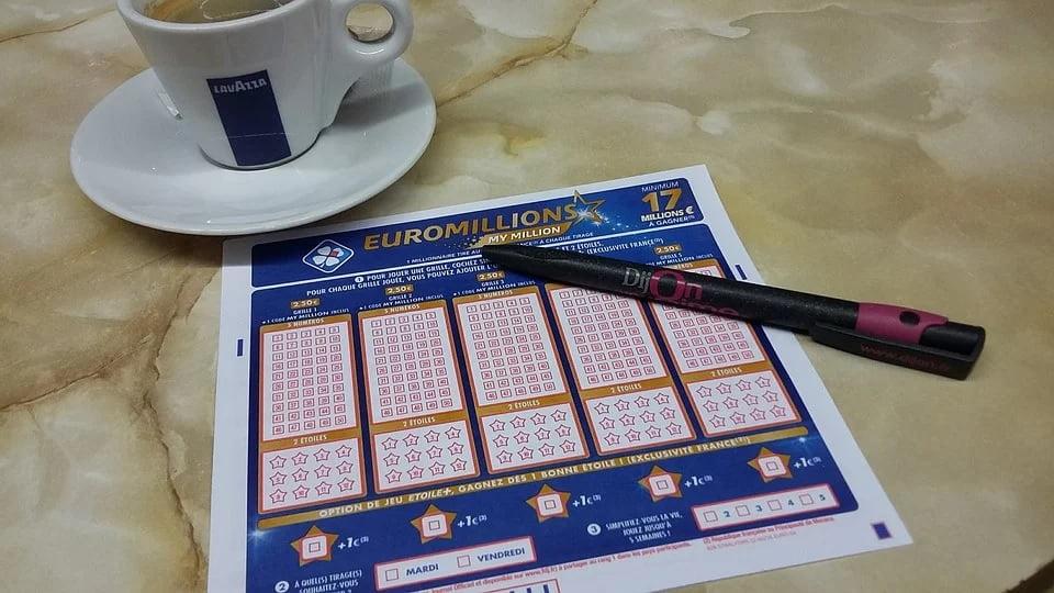 Lotería y Otros Juegos de Azar