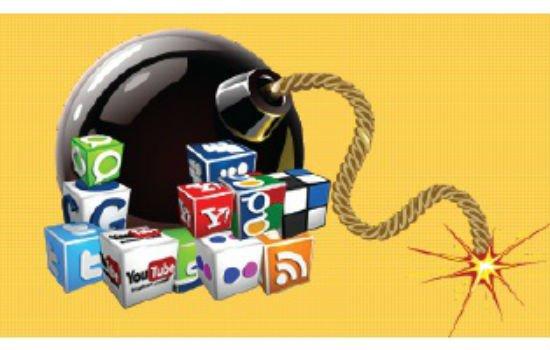 5 Roles El marketing de los medios sociales se juega en una crisis