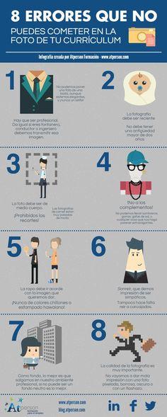 8 errores que hay que evitar durante la búsqueda de un trabajo de contabilidad