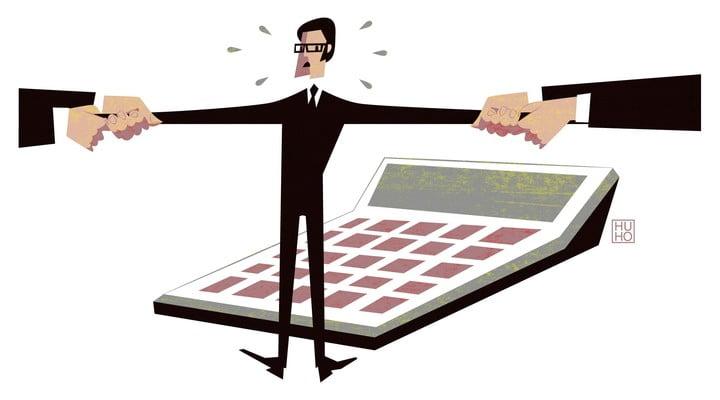 ¿Adónde va la profesión de contador? Un breve registro