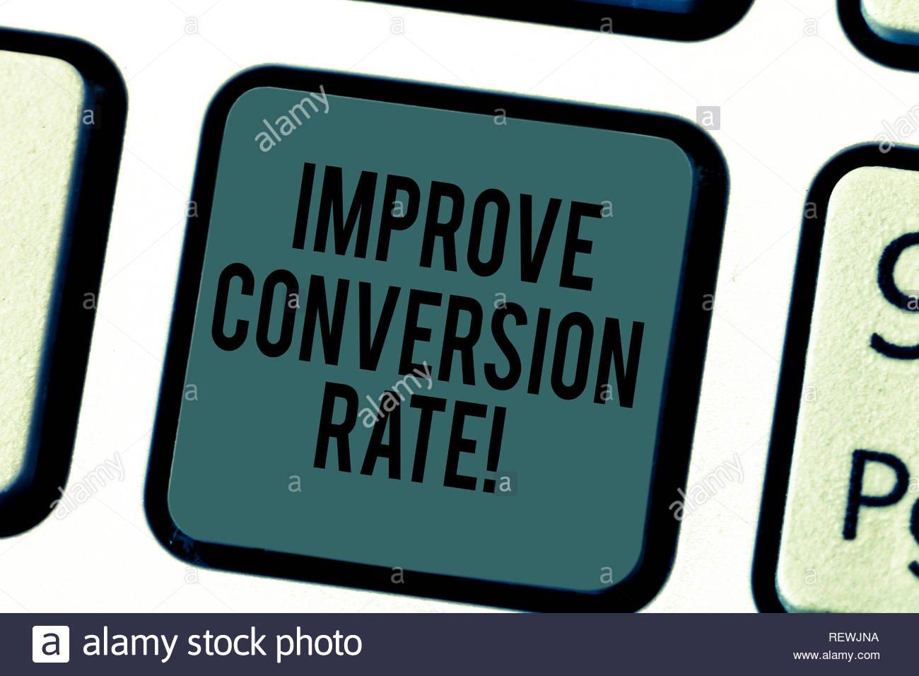 Aumentar las tasas de conversión de los visitantes de su sitio web