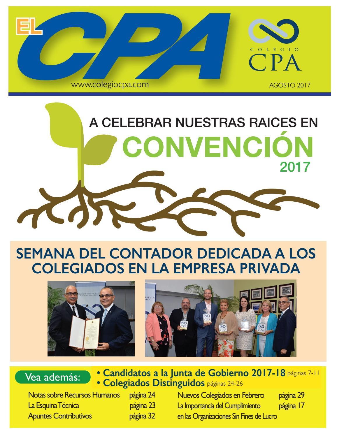 Beneficios de carrera para los CPA que obtengan su CITP