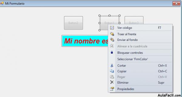 """Cierre la ventana de Visual Basic haciendo clic en la """"""""x"""""""" de la esquina superior derecha. A partir de ahora"""