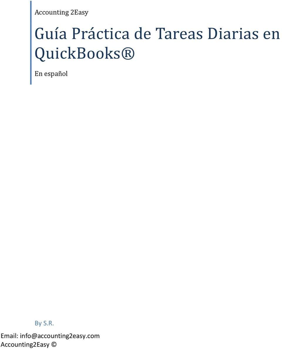 Cómo añadir el entrenamiento de QuickBooks a su práctica