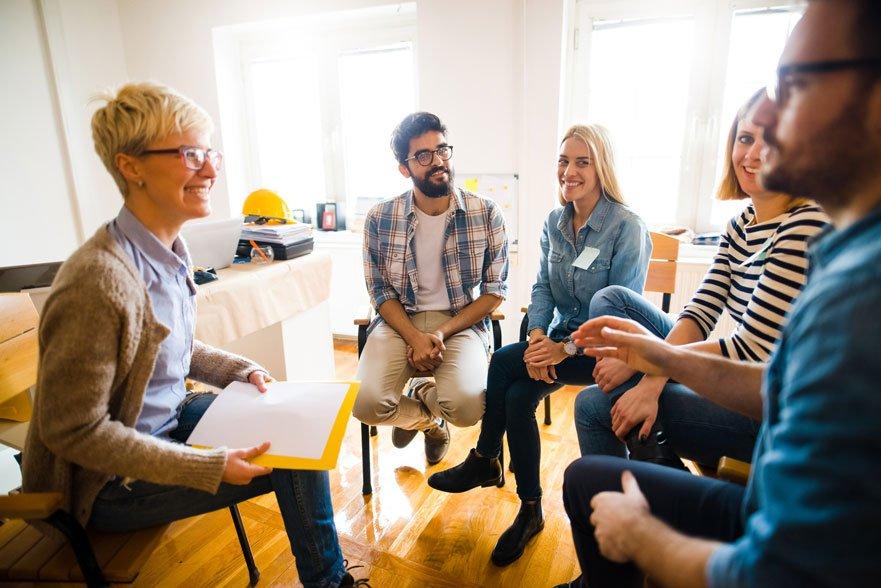 Cómo nutrir el talento joven en su empresa