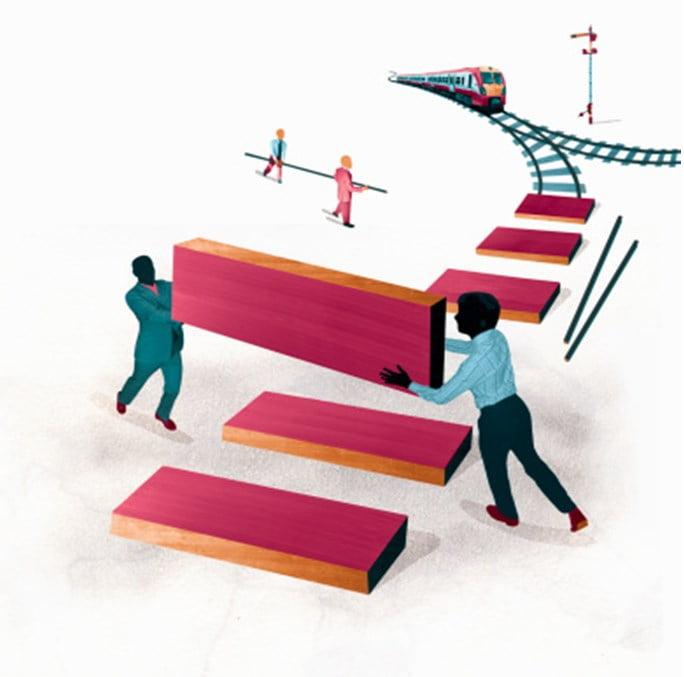 Cómo puede guiar a sus clientes ante el cambio