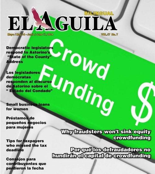 El IRS examina el tratamiento fiscal del crowdfunding
