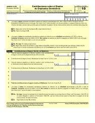 El IRS quiere que se suspenda la licencia de preparador de impuestos