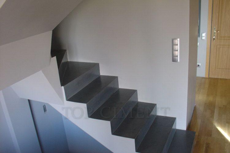 Escalones de la escalera