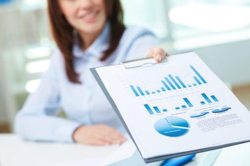Flujo de caja y crédito para pequeñas empresas de contabilidad