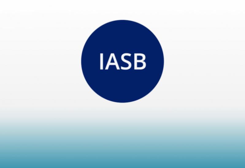La IASB propone enmiendas a las políticas contables, estimaciones
