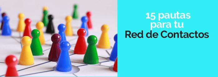 Las 3 mejores estrategias para mejorar su red de contactos