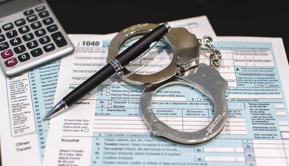 Lo que el IRS está haciendo sobre la seguridad de los datos
