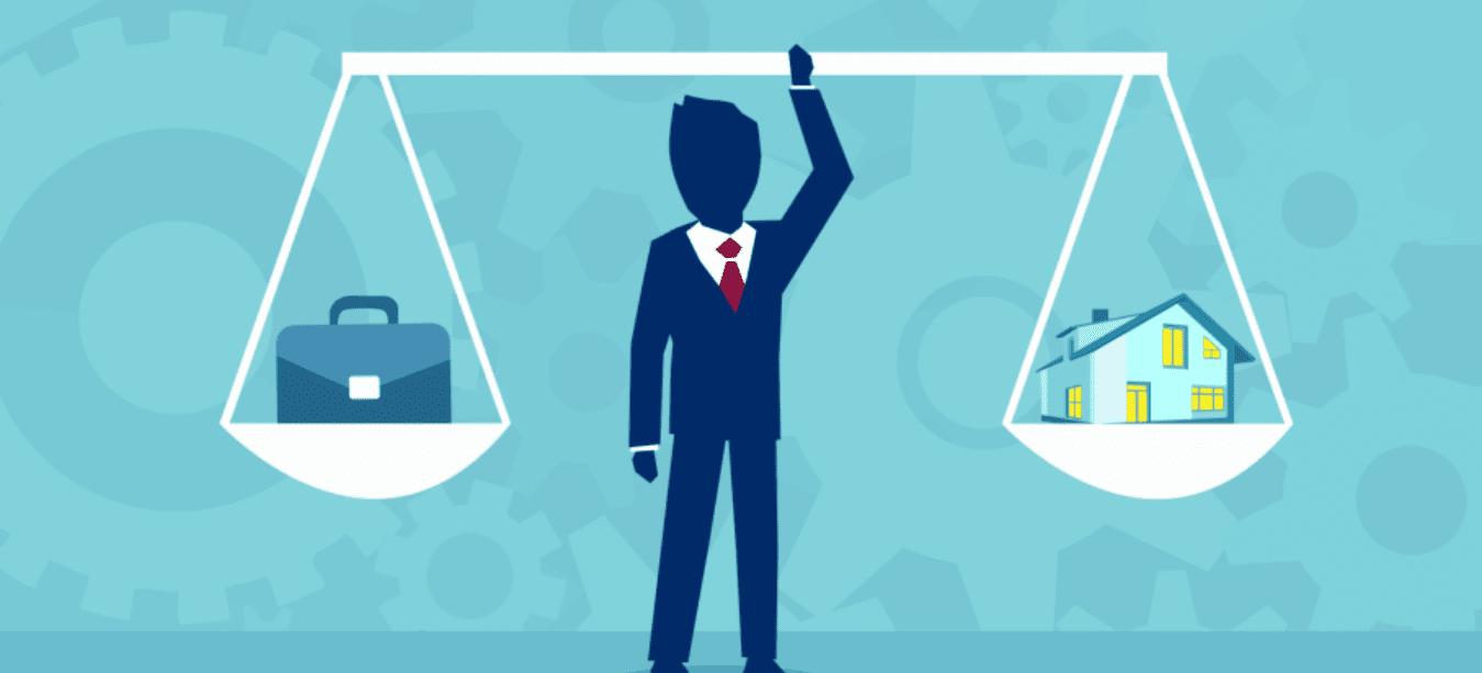 Mantener el equilibrio entre la vida laboral y la vida privada durante la temporada alta