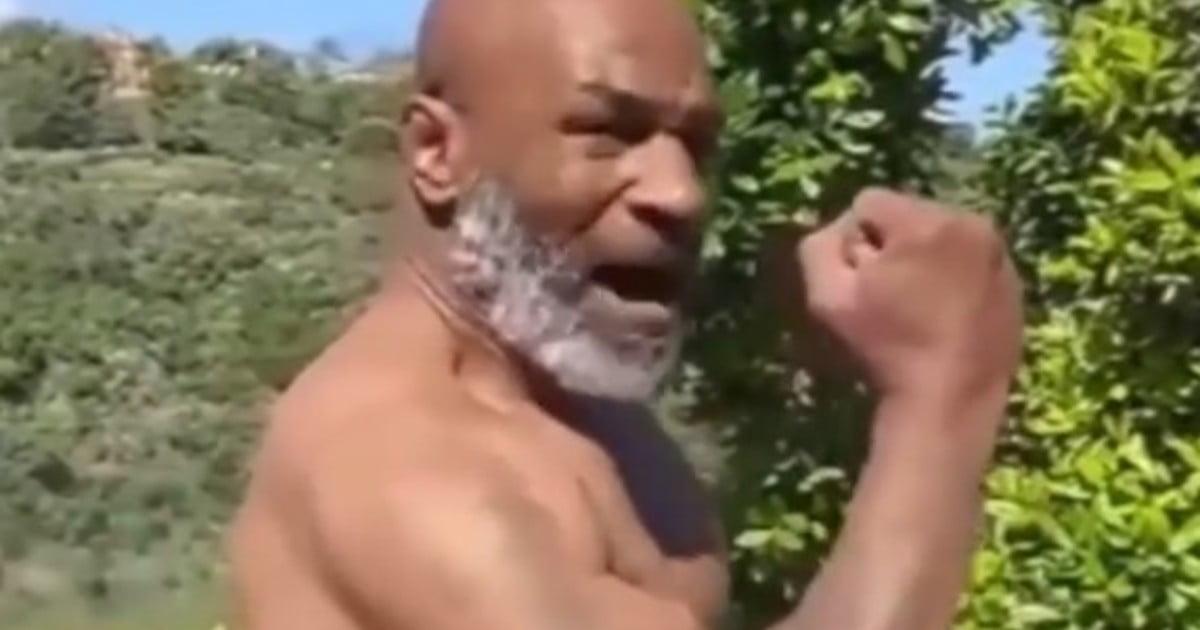 Mike Tyson tiene problemas con los impuestos de los pesos pesados