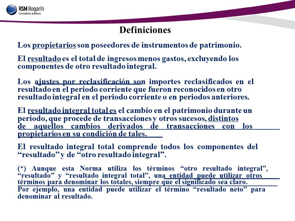 NIIF 9: Instrumentos financieros