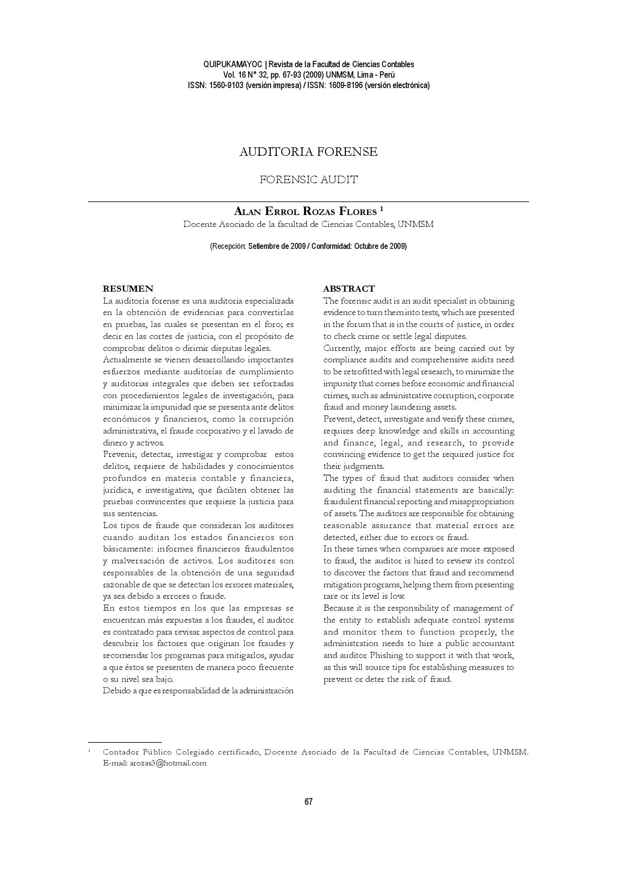 Normas de auditoría aclaradas: Partes relacionadas redactadas de nuevo