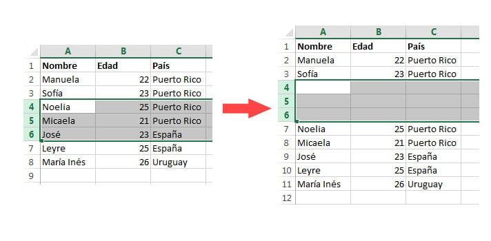 Siete consejos rápidos de Excel