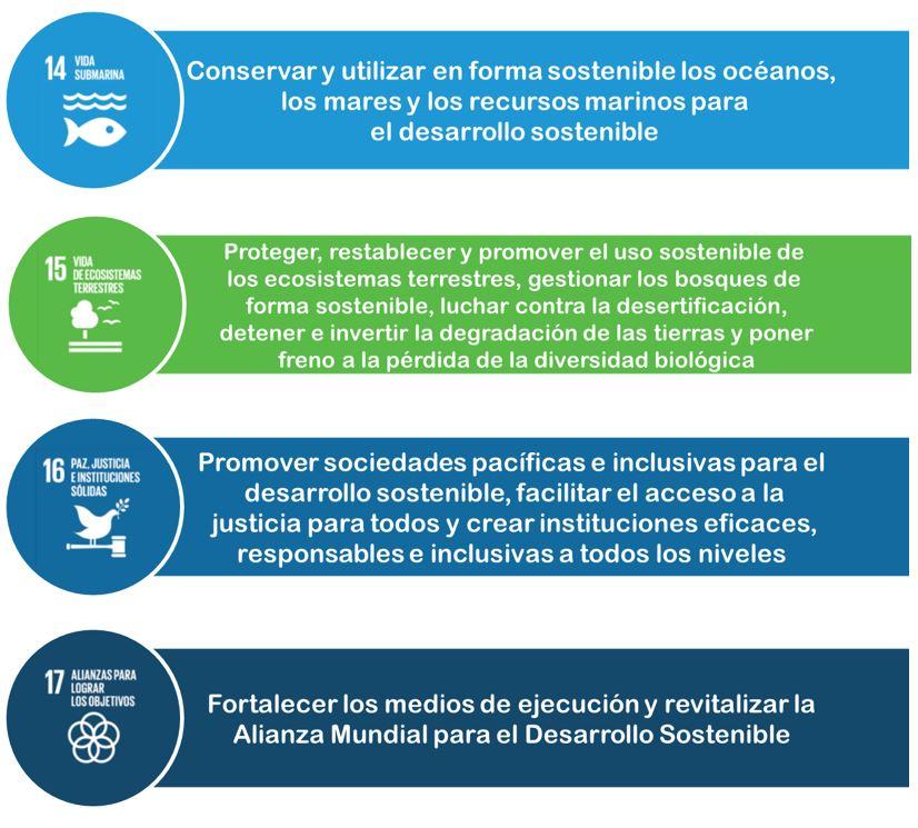Soluciones de ingresos sostenibles
