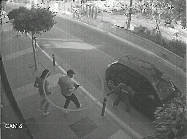 Vigilancia del Crimen: 4 de abril de 2013